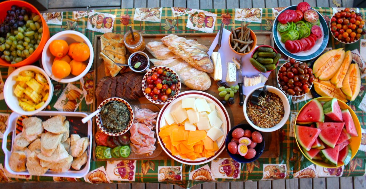You don't have to be a Hobbit to eat like one!