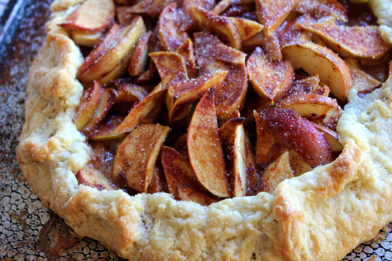 An Apple Tart Fit for The Shire, and a Book Release Date!