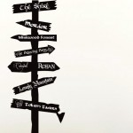 A Middle Earth Signpost Giveaway! {Closed}