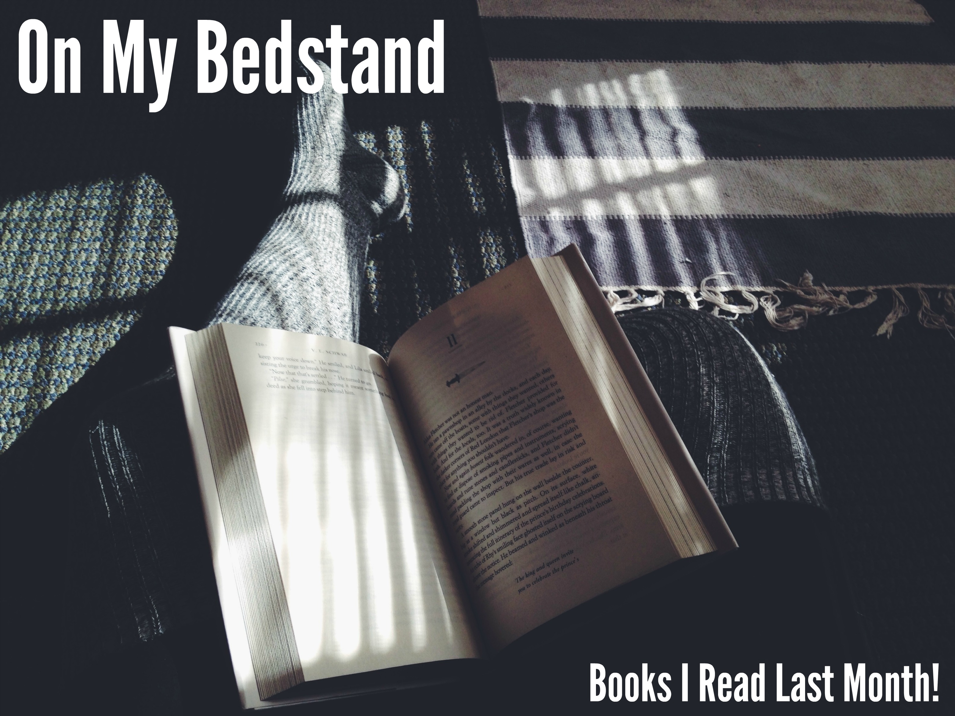 On My Bedstand: Readings From January