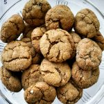The Best Chewy Molasses Cookie Recipe Ever!
