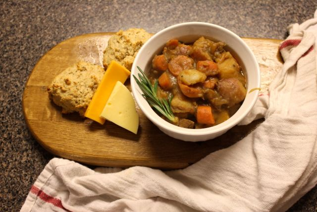 Sonia's Ale Stew -- this is fantastic! 'd make it as soon as possible, if I were you. I'd make it as soon as possible if I were me! Hey. . . I am me!